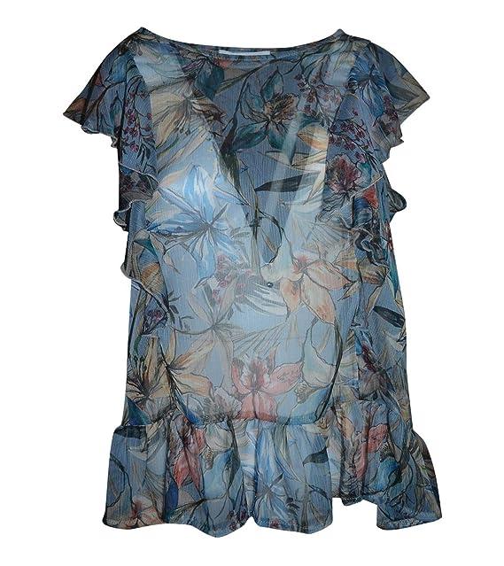 Multicolor sAmazon Kaos tm013s Easy Donna Size Twenty Cod Blusa it b76yfgIYv