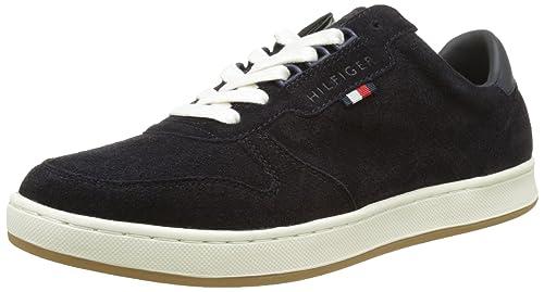 Tommy Hilfiger H2285oxton 2b, Zapatillas para Hombre, Azul (Midnight 403), 41 EU: Amazon.es: Zapatos y complementos