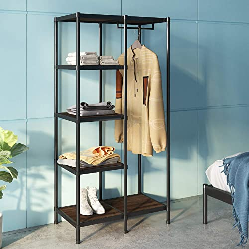 ZINUS Wesley Etagere Bookcase