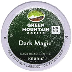 Green Mountain Coffee Dark Magic Keurig Single-Serve K-Cup Pods