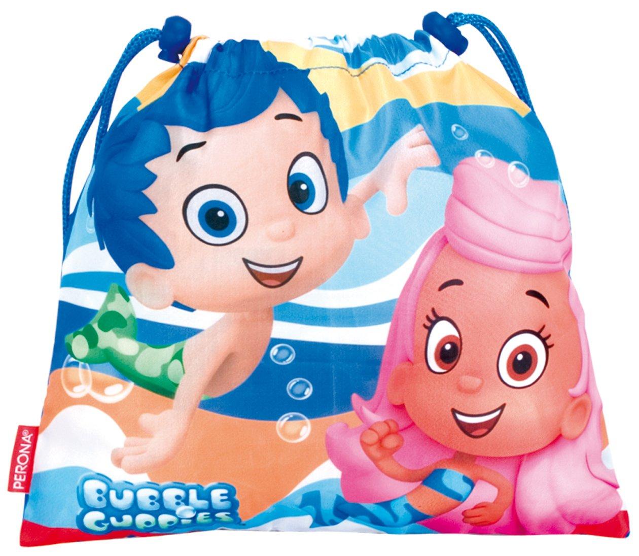 Bubble Guppies - Saquito de merienda (Montichelvo 52445): Amazon.es: Juguetes y juegos