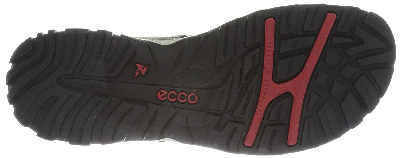 ECCO Women's Offroad Lite Sandal B00J9Q50ZG 37 EU/6-6.5 M US|Moon Rock