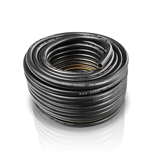 Bradas WFC1/230 Gartenschlauch Carat 1/2 Zoll, 30 m, schwarz