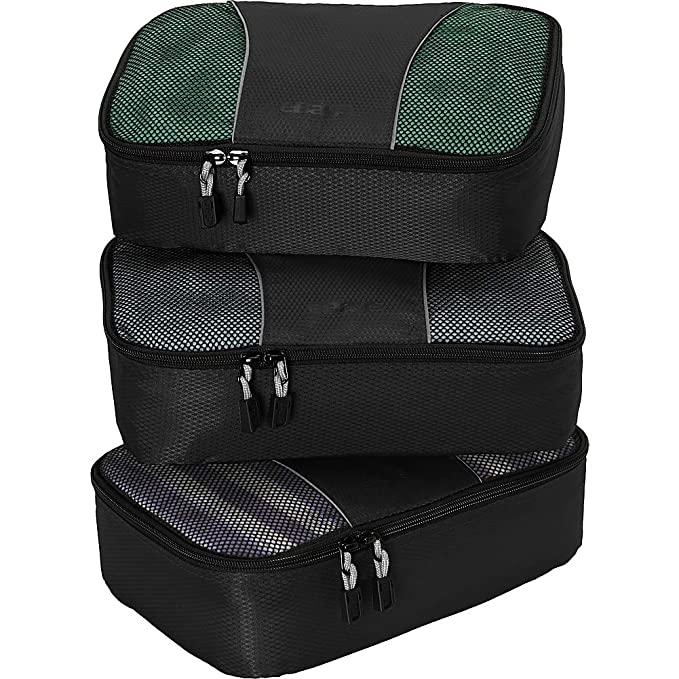 5c56b8695cce eBags Small Classic Packing Cubes for Travel - Organizers - 3pc Set
