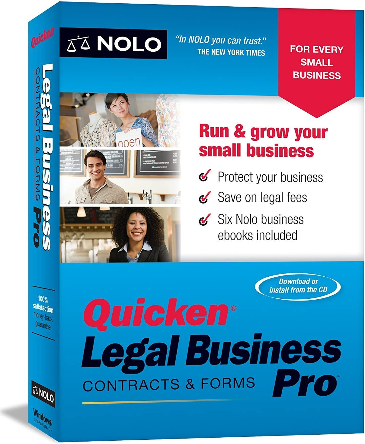 Quicken Legal Business Pro [Download]