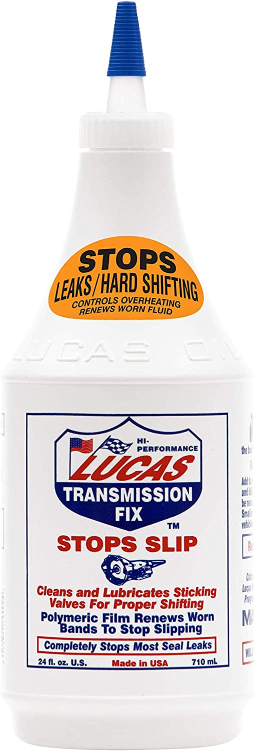 LUCAS LUC10009 Transmission fix, 24. Fluid_Ounces