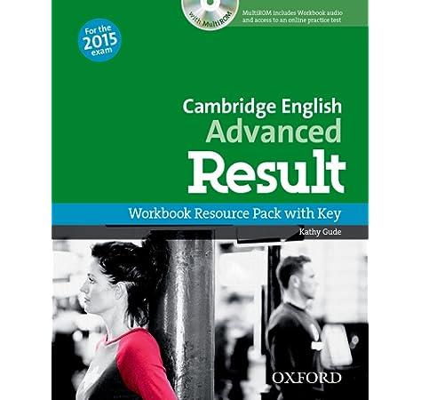 CAE Result Students Book Cambridge Advanced English Cae Result ...
