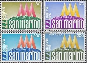 Prophila Collection San Marino 1127-1130 (Completa.edición.) 1977 filatelia. (Sellos para los coleccionistas): Amazon.es: Juguetes y juegos