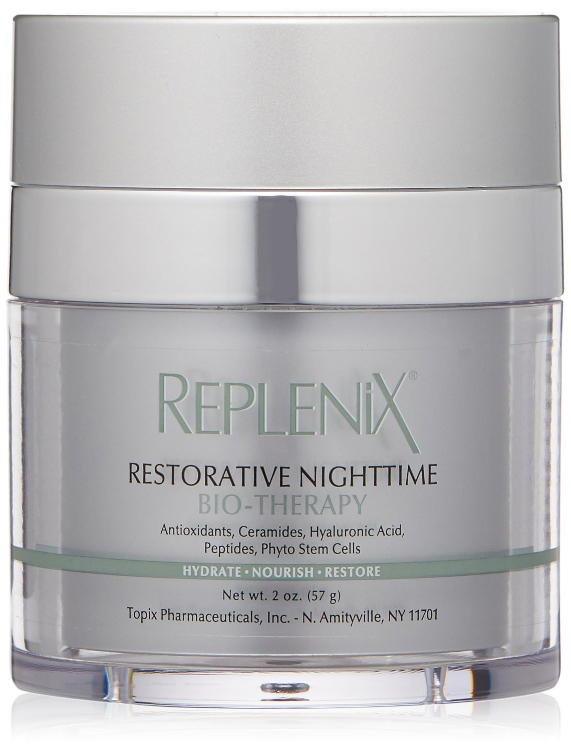 Replenix Restorative Nighttime Bio-Therapy Night Cream, 2 oz