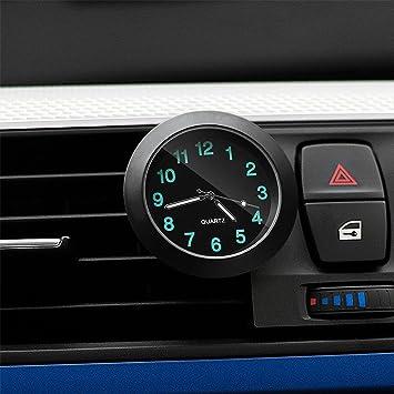 Armaturenbrett  CARGOOL Auto Armaturenbrett Uhr Mini Fahrzeug Uhr Air Vent Uhr ...
