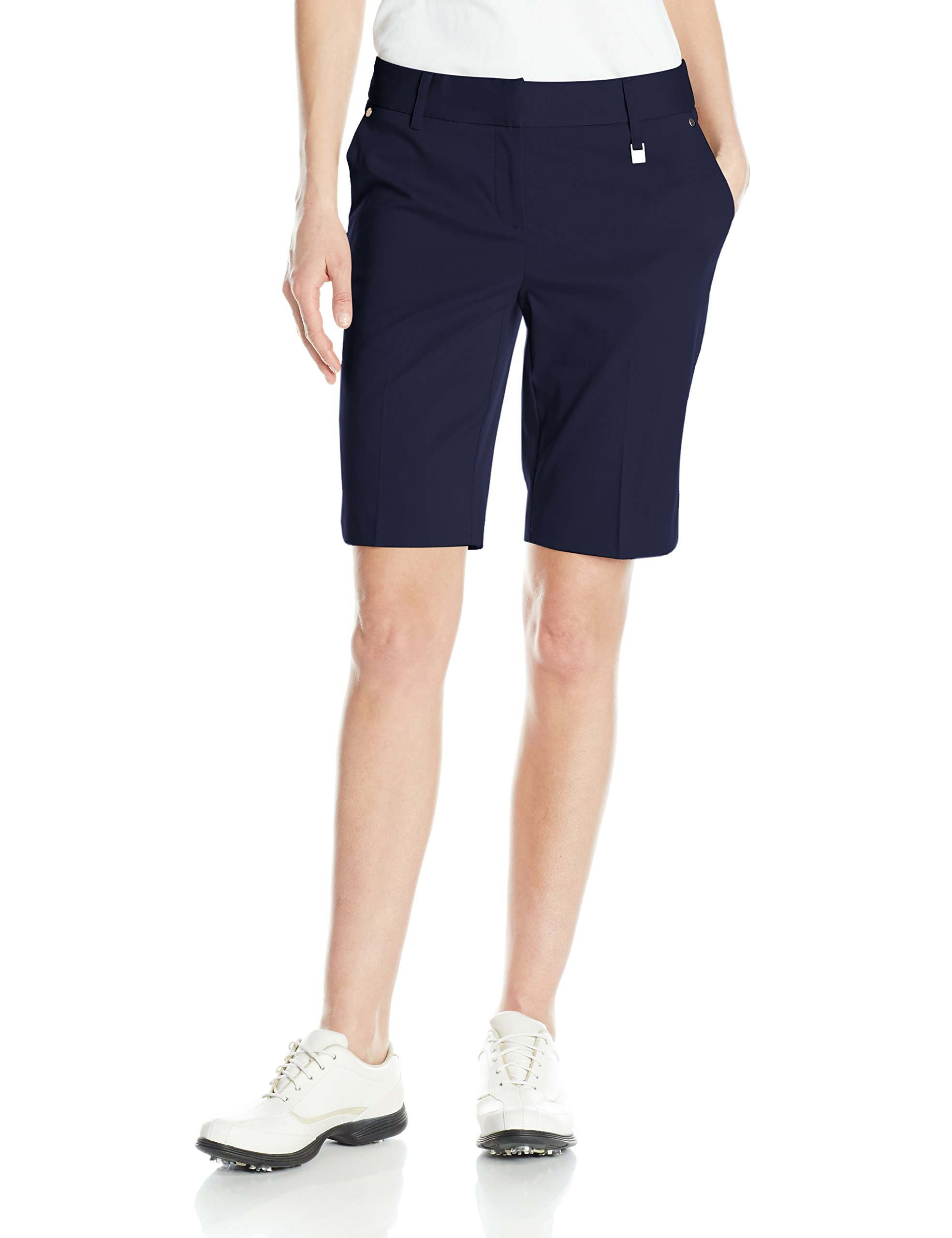 Cutter & Buck Women's CB Drytec Coast Short, Liberty Navy, 10 by Cutter