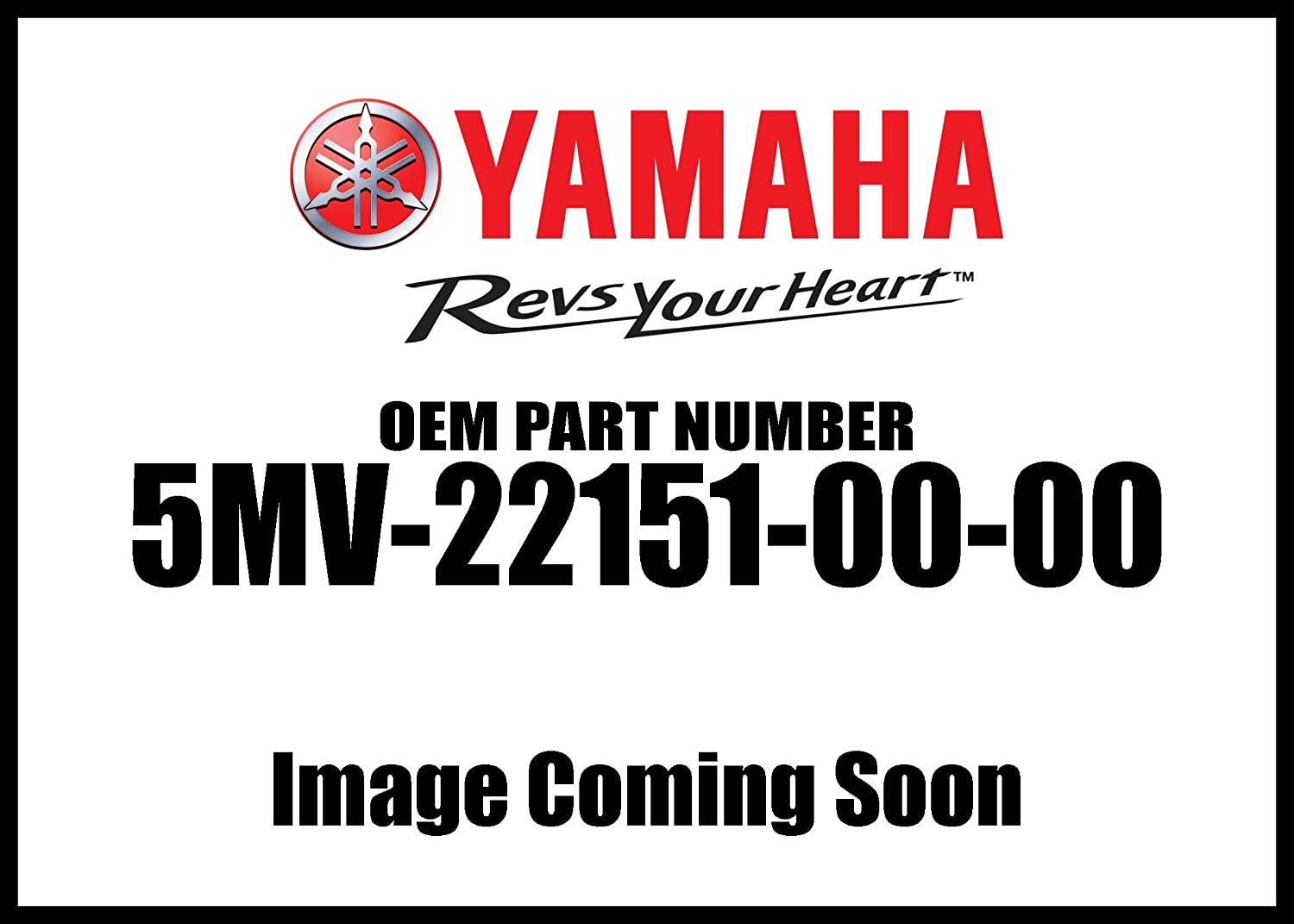 Yamaha 5MV221510000 Guard Seal