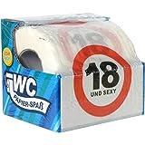 18. Geburtstag 1 x Toilettenpapier Geschenkartikel