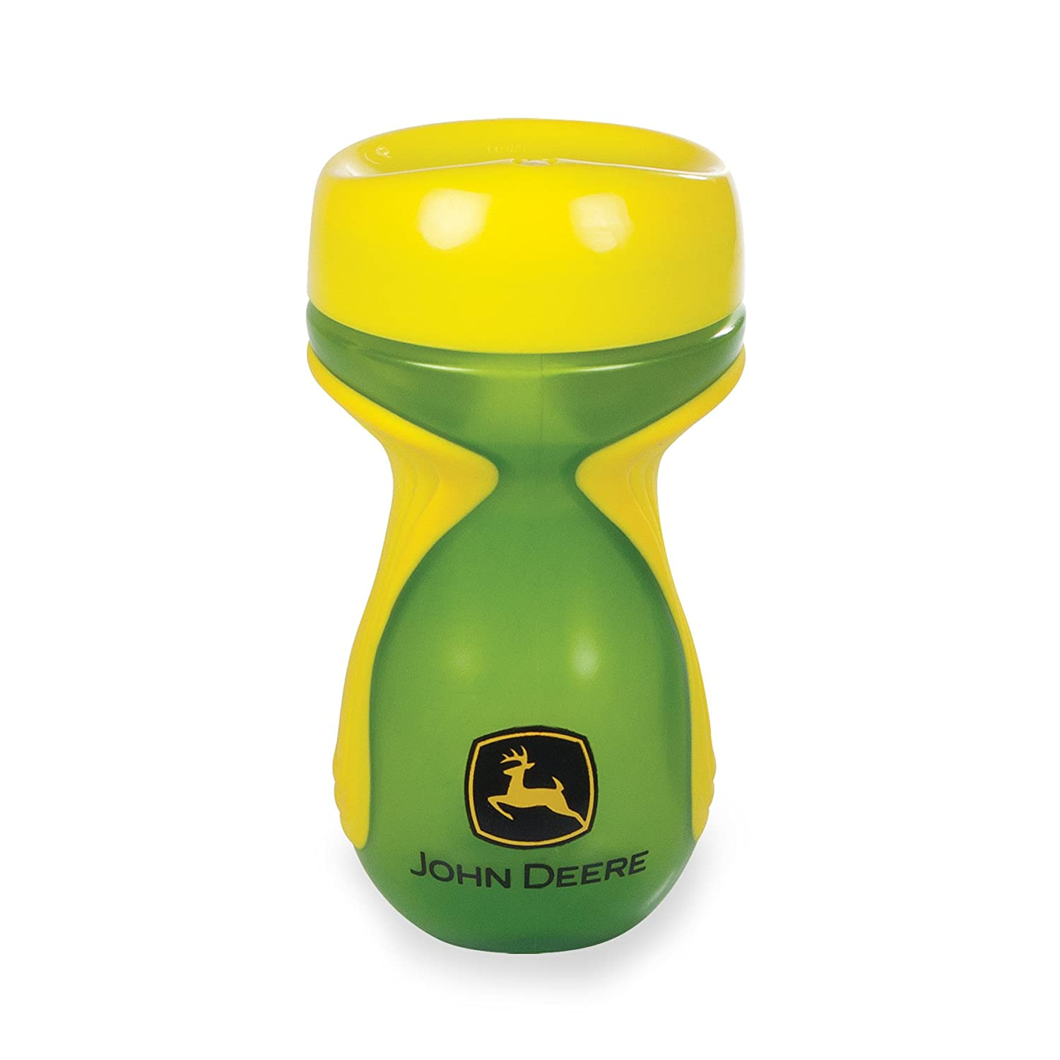 The First Years John Deere Sipper Spill-Proof Cup, 9 Oz. by The First Years   B00DDT1I1A