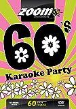 Zoom Karaoke DVD - Sixties Karaoke Party (60's) - 60 Songs [Reino Unido]