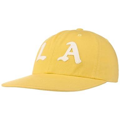 HUF Gorra Cities Strapback de Beisbol (Talla única - Amarillo ...