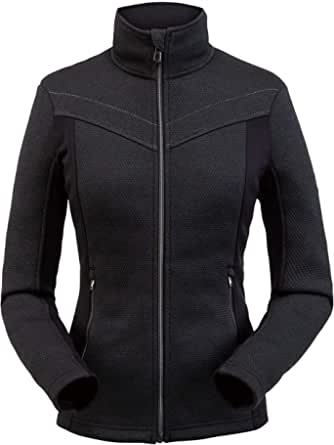 Spyder Active Sports Women's Encore Full Zip Fleece Jacket