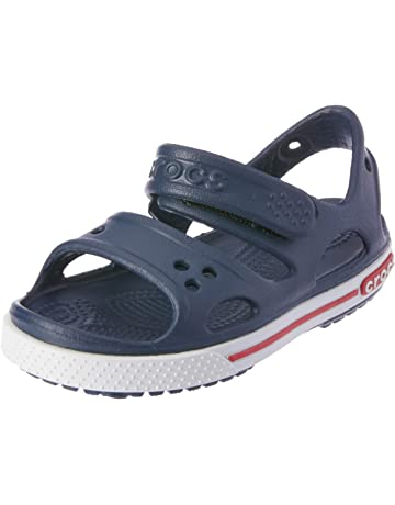 7677ffcfb1ae Crocs Kid's Boys and Girls Crocband II Sandal | Pre School