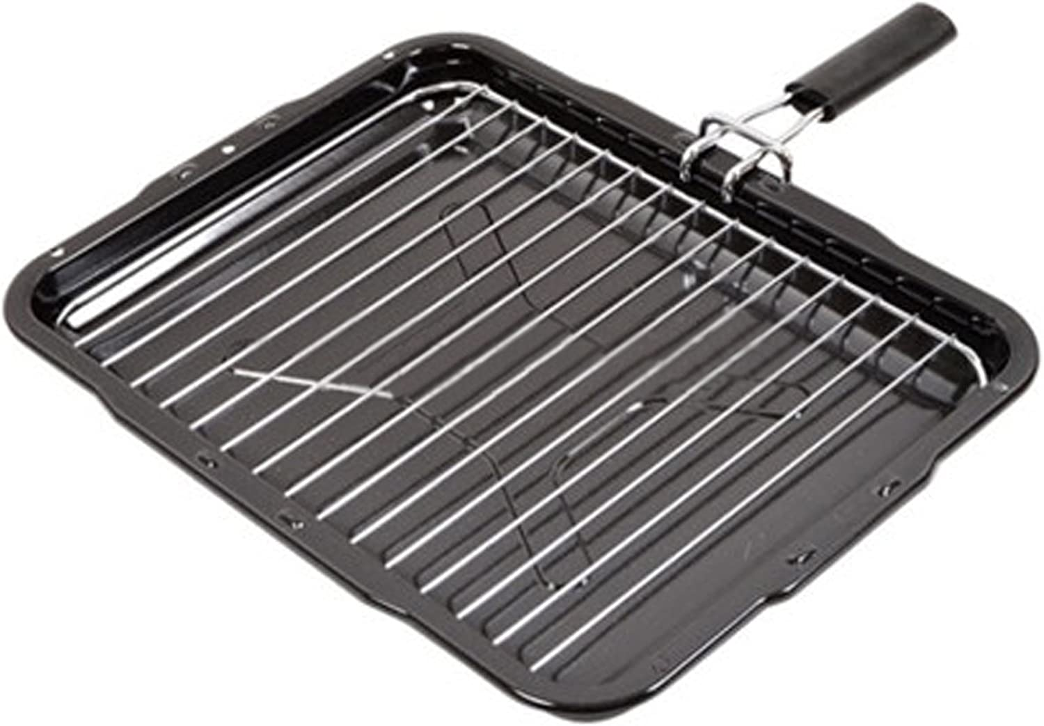 Rack /& Detachable Handle for De Dietrich Oven Cookers SPARES2GO Small Grill Pan