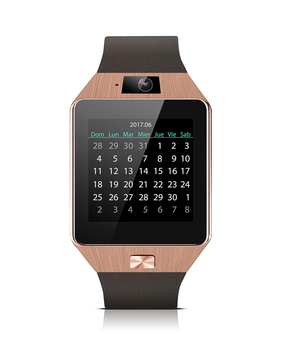 Smartwatch SW-842 para Android y iOS