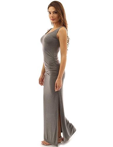 PattyBoutik Women's Sleeveless Summer Maxi Dress