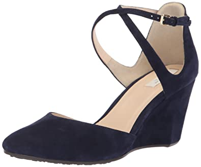 40170cf1596b Cole Haan Women s Lacey Wedge Ankle Strap 75MM Shoe