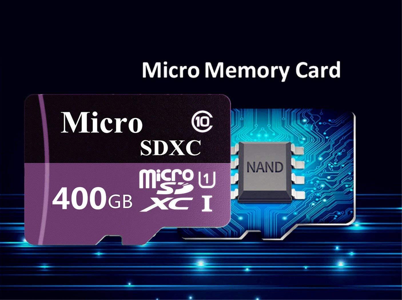 Amazon.com: SUNSON Tarjeta Micro SD de 400 GB de alta ...