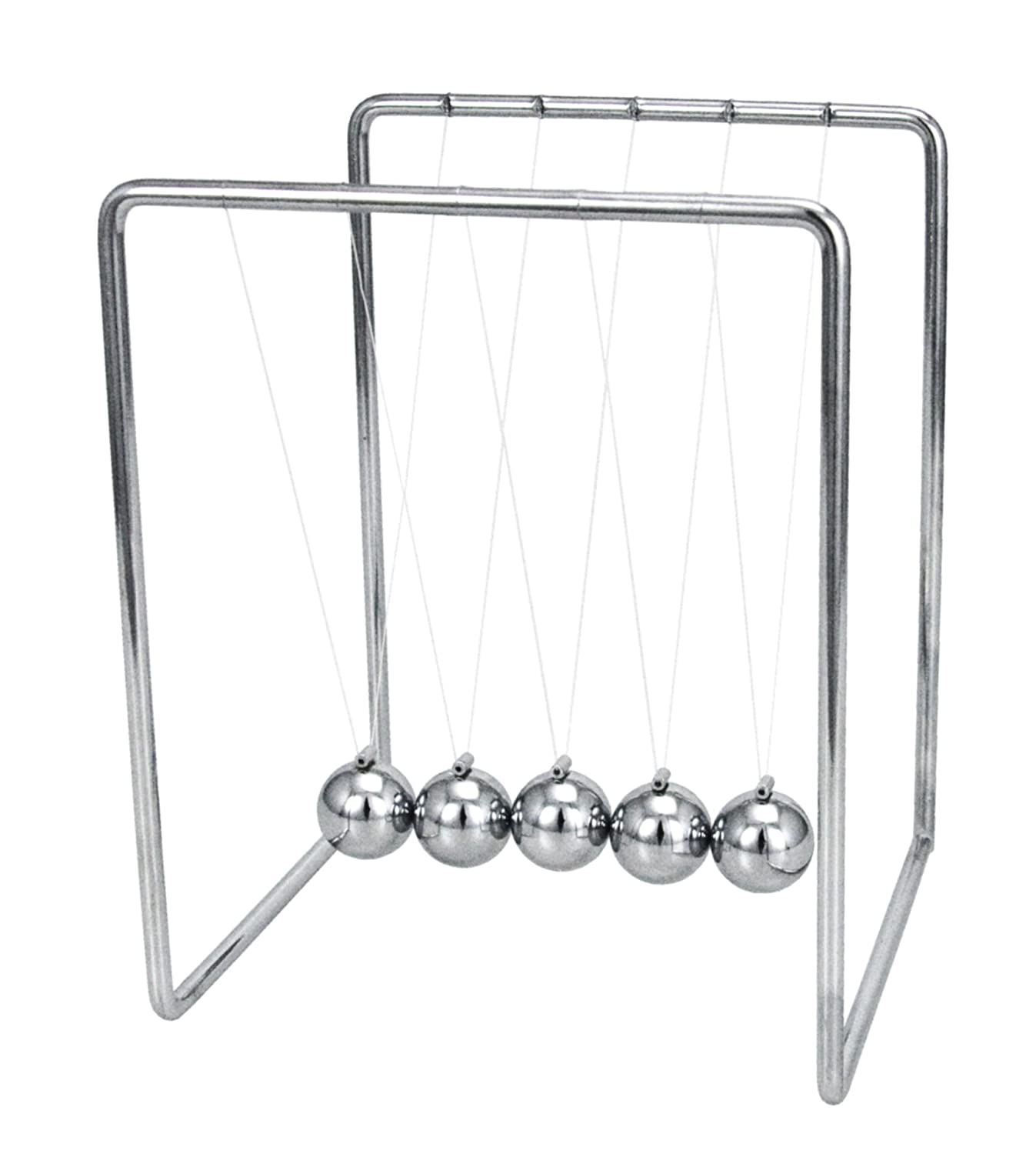 Zeon Newton's Cradle Executive Desktop Toy CE3529