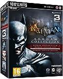 Batman Arkham City + Batman Arkham Asylum + Batman Arkham Origins