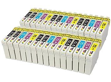 TONER EXPERTE® 30 Compatibles 16XL Cartuchos de Tinta para Epson ...