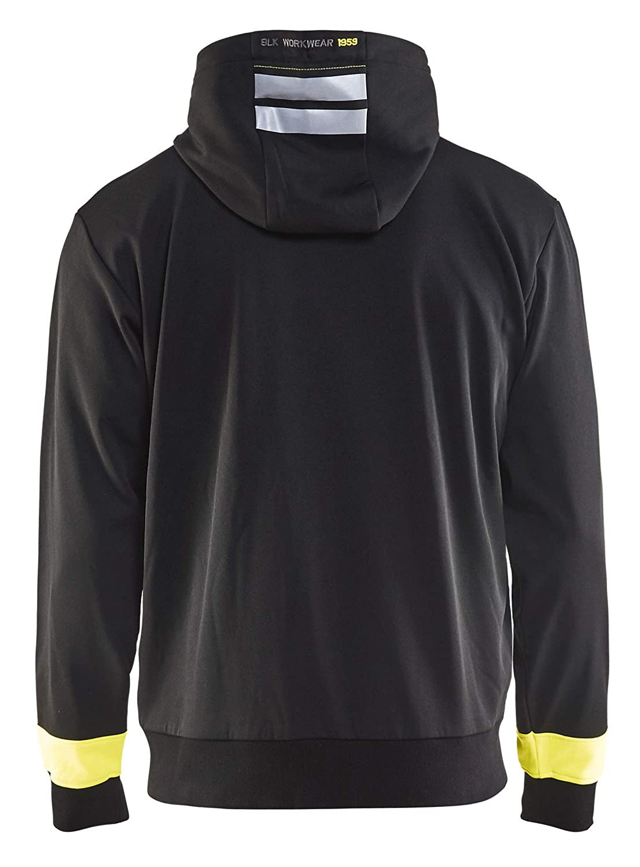 Blaklader Visibility Hooded Sweatshirt