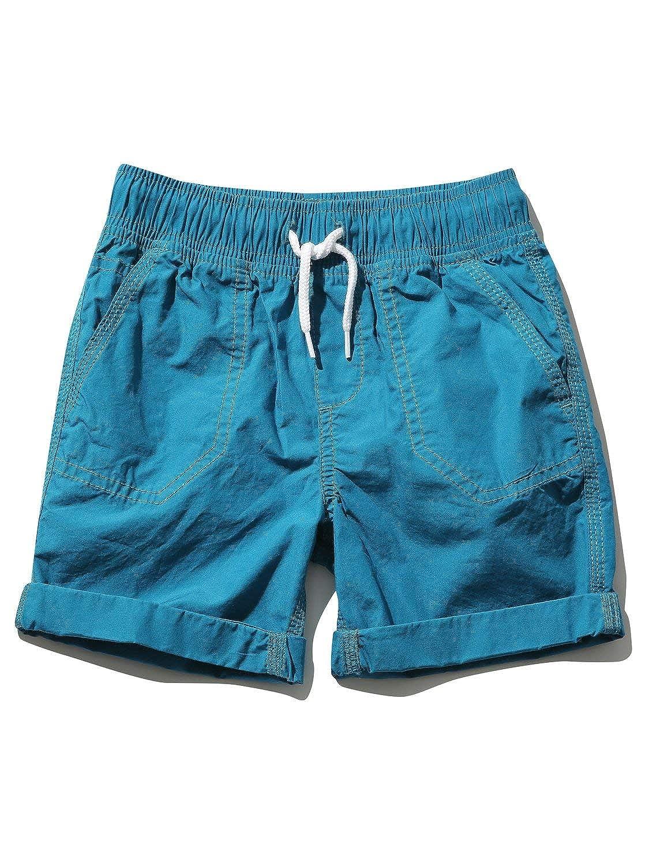 M&Co Boys Casual Summer Shorts 100% Cotton