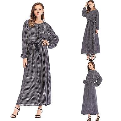 Amazon.com: GoodLock (TM) Hot!! Vestido musulmán casual para ...