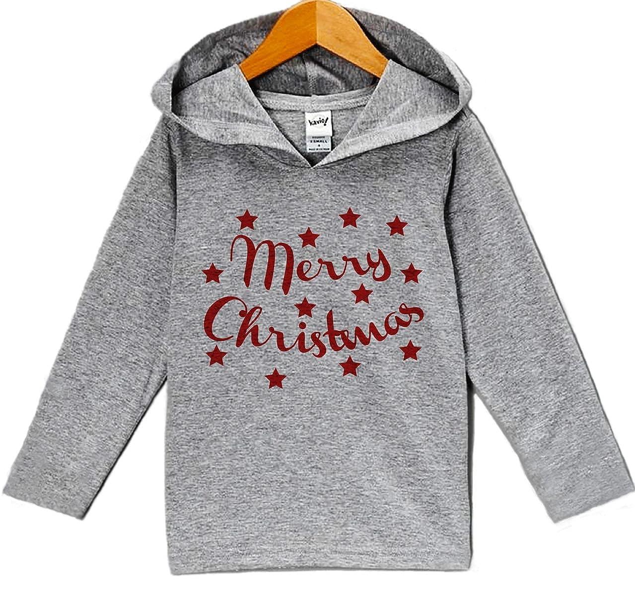Custom Party Shop Babys Merry Christmas Hoodie