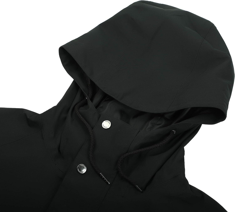 TRETORN Mens Womens Breathable Rain Jacket Outdoor Hooded Raincoat