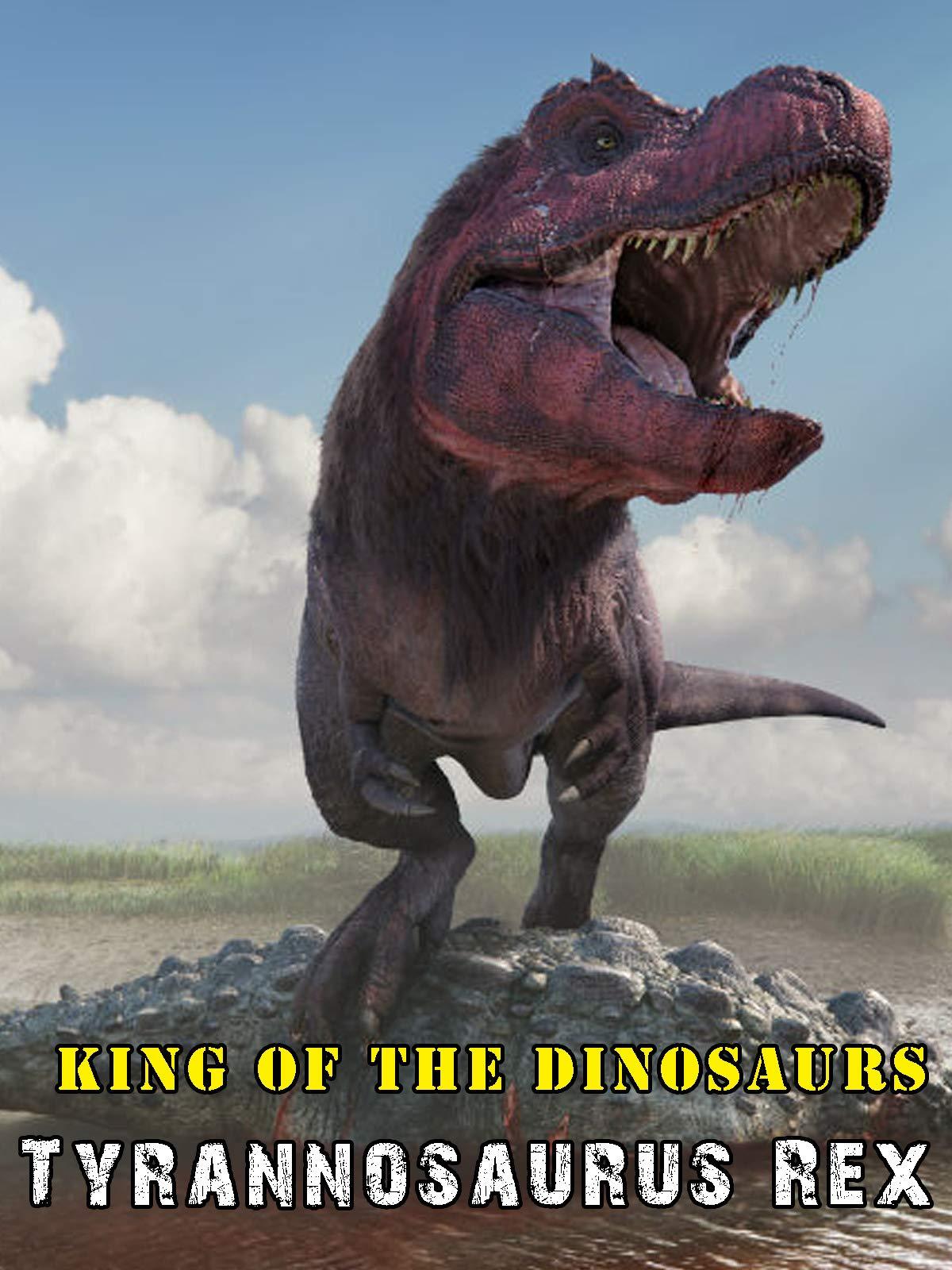 King of the Dinosaurs: Tyrannosaurus Rex on Amazon Prime Video UK