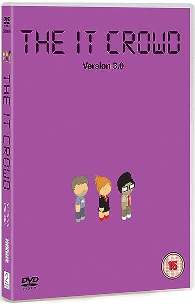 The IT Crowd: Series 3 [DVD]: Amazon co uk: Chris O'Dowd