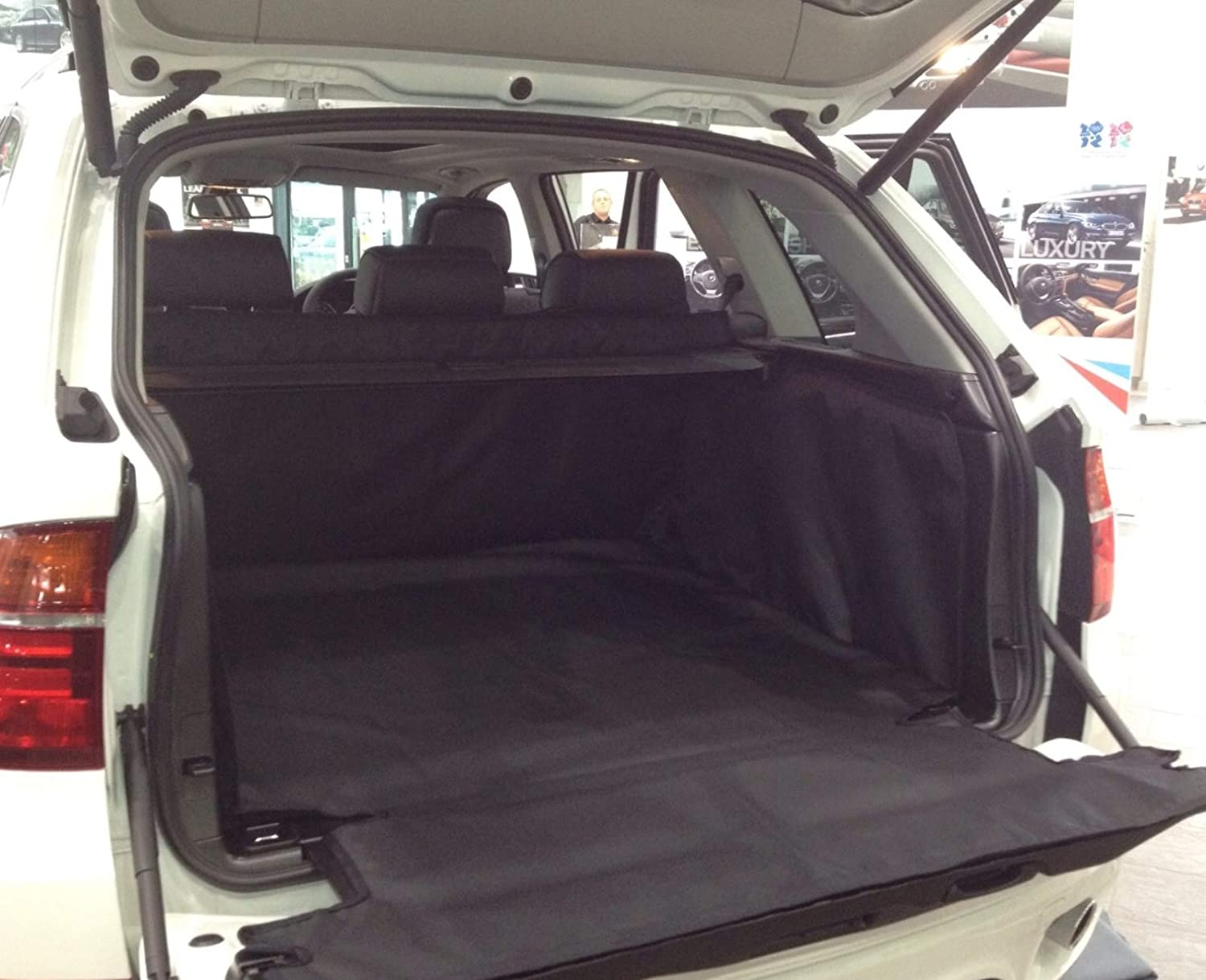 Stayclean SC0076 Waterproof Car Boot Liner to fit Honda CRV 2012-2018