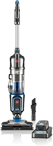 Hoover Air Cordless 20 Volt Lithium Ion Bagless Steerable Upright Vacuum Cleaner, BH50111