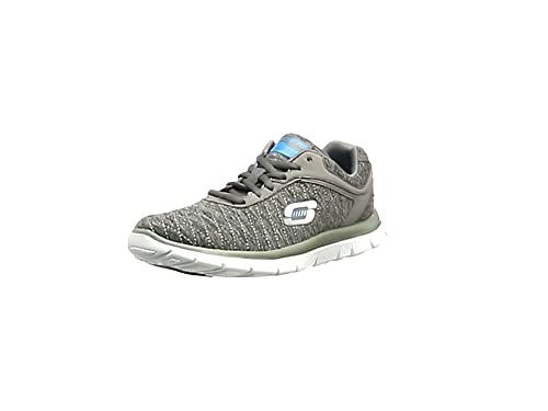 Skechers Flex Appeal Eye Catcher, Baskets Basses Femme