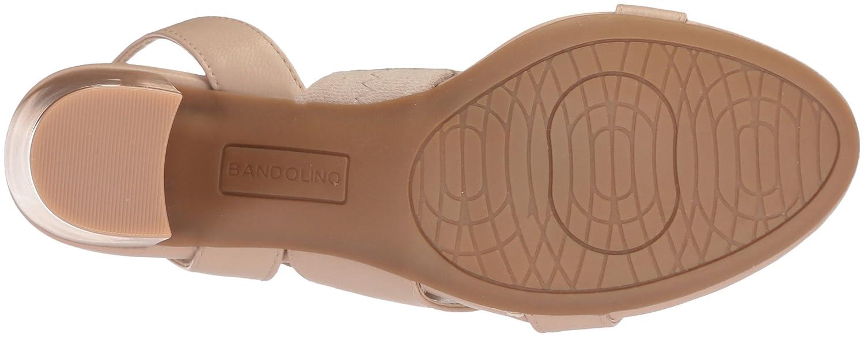 Bandolino Womens Anchor Heeled Sandal