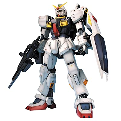 Bandai Hobby RX-178 Gundam Mk-II AEUG, Bandai Perfect Grade Action Figure: Toys & Games