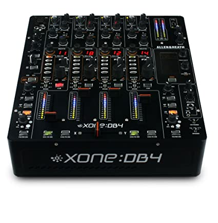 DOWNLOAD DRIVERS: ALLEN&HEATH XONE DB4