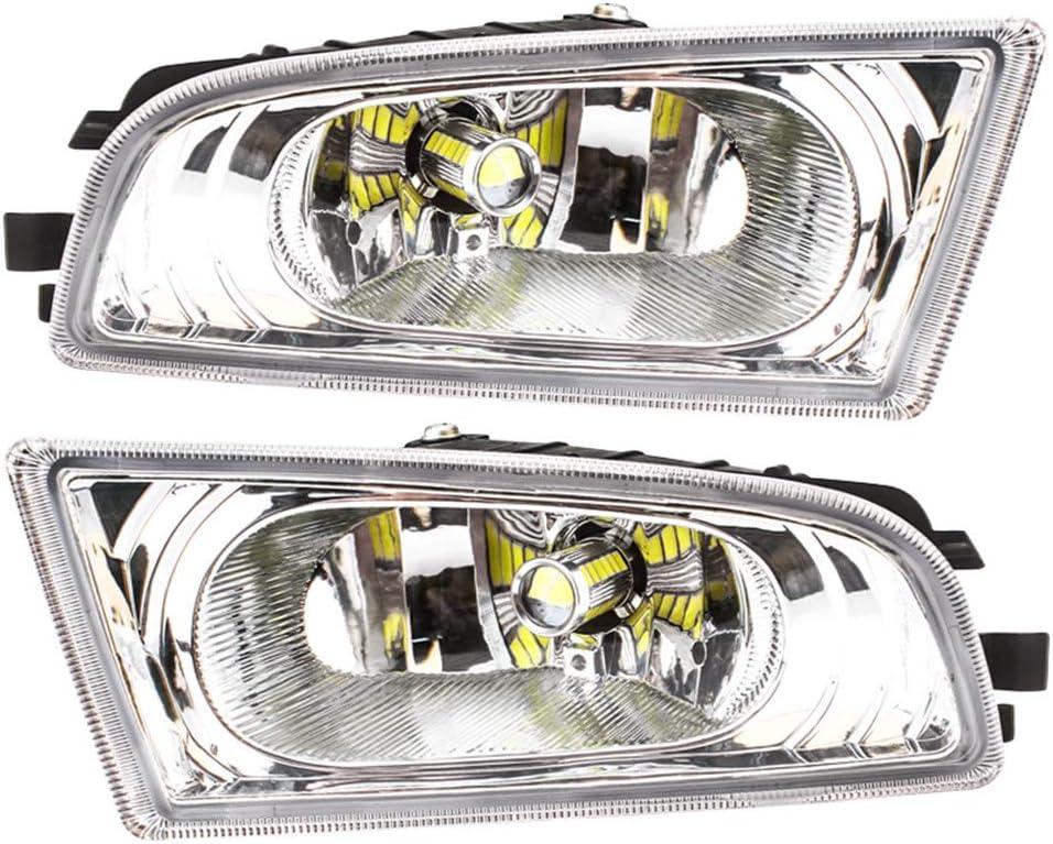 For Honda Civic 06-11 Sedan 4Dr Replacement LED Headlights Bulbs Kit WHITE 4PCS