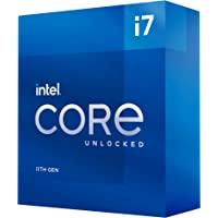 Intel Core i7-11700K Desktop Processor 8 Cores up to 5.0 GHz Unlocked LGA1200 (Intel 500 Series & Select 400 Series…