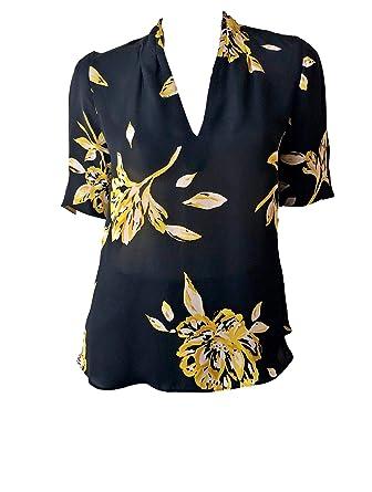 1e421bc9fcec8 Amazon.com  Joie Ance Floral Blouse (XS)  Clothing