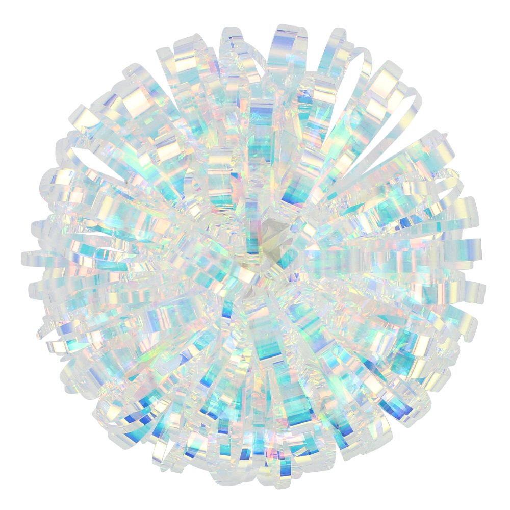 Paperchase Jellyfish Tish medium self-adhesive bow