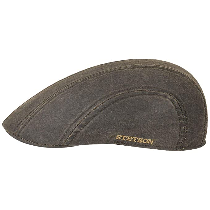 Stetson Gorra Gatsby Madison Old Cotton Mujer Hombre  afde8629cd0