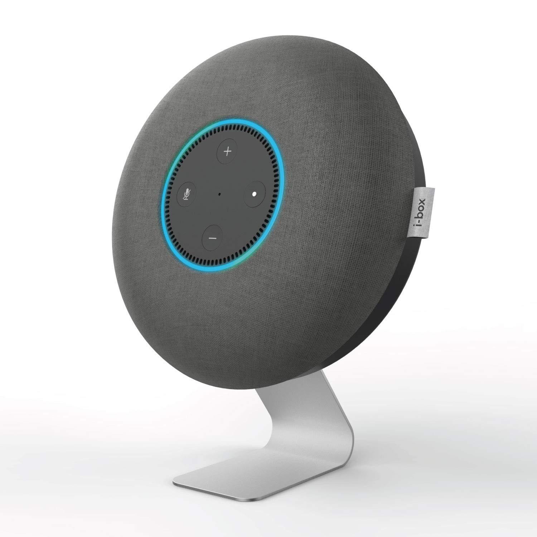 i-box Cosmos Portable Speaker Dock for Amazon Alexa Echo Dot (2nd Generation) - Slate by i-box
