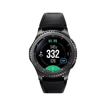 de6dde02ff Galaxy Gear S3 Frontier Golf Edition iOS/Android対応 Samsung スマートウォッチ【Galaxy純正